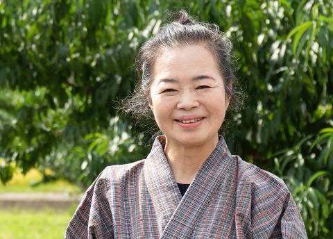 Kyogetsu Pottery Owner Kondo Kyoko